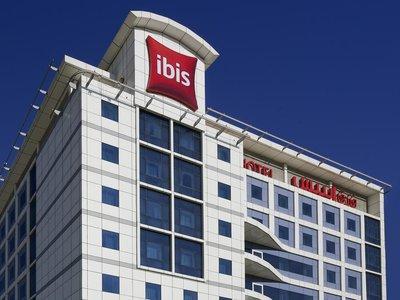 Отель Ibis Hotel Al Barsha 3* Дубай ОАЭ