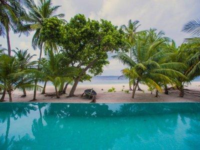 Отель Kiha Beach Maldives 4* Баа Атолл Мальдивы