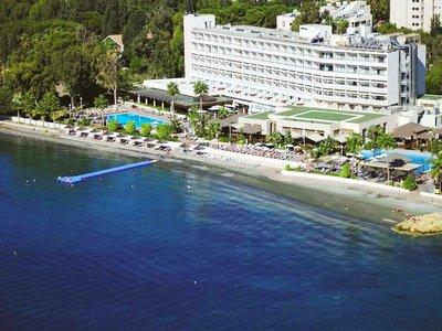 Отель Atlantica Miramare Beach 4* Лимассол Кипр
