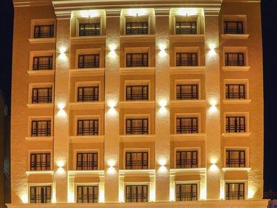 Отель City Tower Hotel 4* Акаба Иордания