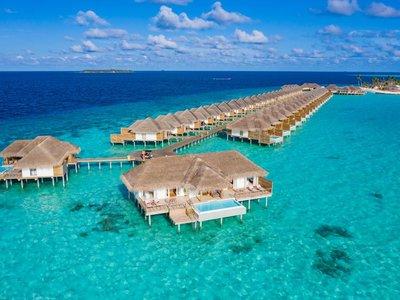 Отель Sun Siyam Iru Veli 5* Даалу Атолл Мальдивы