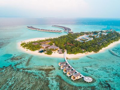 Отель Movenpick Resort Kuredhivaru Maldives 5* Нуну Атолл Мальдивы