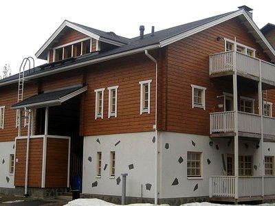 Отель Hiihtajankuja 5 B 1 3* Леви Финляндия