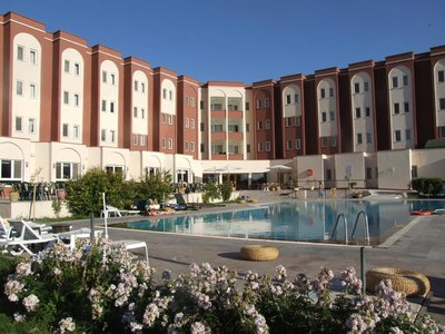 Отель Avrasya Hotel 5* Каппадокия Турция