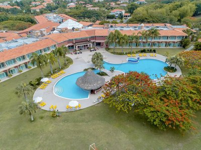 Отель Hodelpa Garden Suites Golf & Beach Club 4* Хуан Долио Доминикана