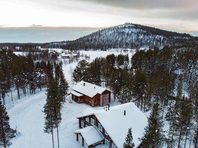 Отель Villa Katka 5* Леви Финляндия