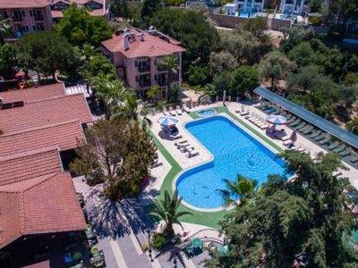 Отель Pink Palace Hotel 3* Фетхие Турция
