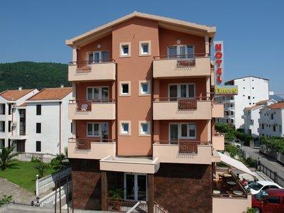 Отель Fineso Garni Hotel 4* Будва Черногория