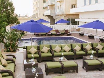 Отель Mangrove Hotel 4* Рас Аль-Хайма ОАЭ