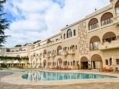 Отель Uchisar Kaya 4* Каппадокия Турция