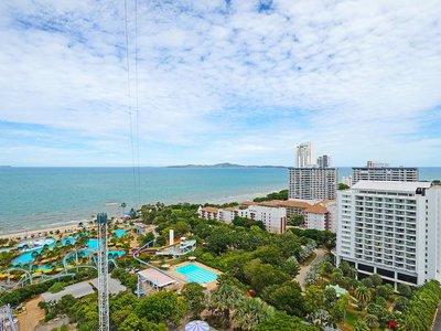 Отель Pattaya Park Beach Resort 3* Паттайя Таиланд