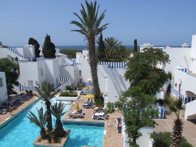 Отель Tagadirt Appart Hotel 3* Агадир Марокко