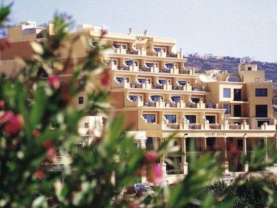 Отель Grand Hotel Gozo 4* о. Гоцо Мальта