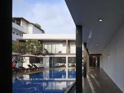 Отель Serendiva Beach 4* Ваддува Шри-Ланка