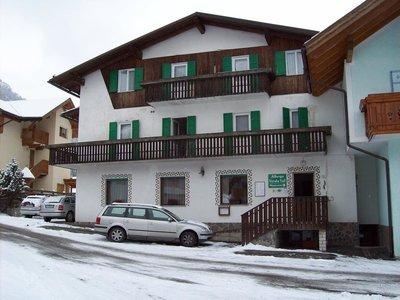 Отель Verda Val Hotel 2* Кампителло-ди-Фасса Италия