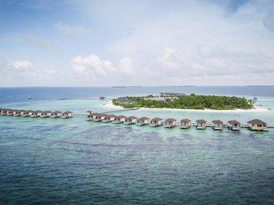 Отель Robinson Club Noonu 5* Нуну Атолл Мальдивы