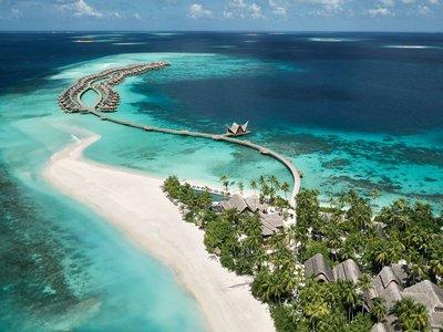 Отель Joali 5* Раа Атолл Мальдивы