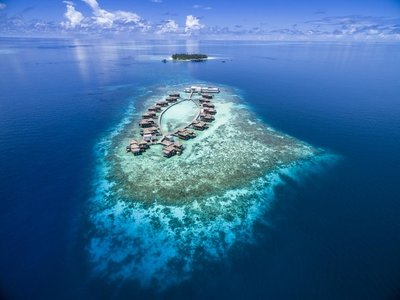 Отель Raffles Maldives Meradhoo 5* Гаафу Алифу Атолл Мальдивы