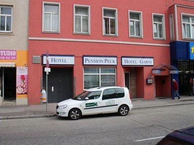 Отель Pension Peck 2* Вена Австрия