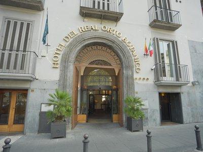 Отель Del Real Orto Botanico 4* Неаполь Италия