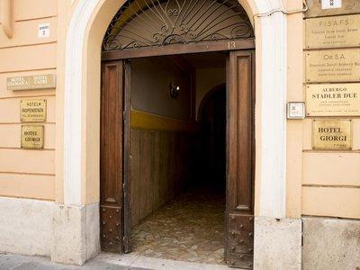 Отель Anacapri Hotel 2* Рим Италия