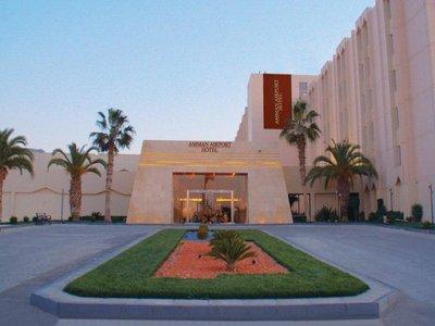 Отель Amman Airport Hotel 4* Амман Иордания