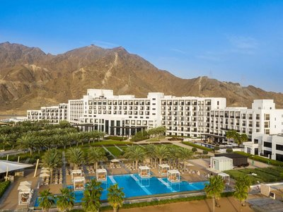 Отель Intercontinental Fujairah Resort 5* Фуджейра ОАЭ
