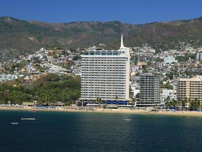 Отель Krystal Beach Acapulco 4* Акапулько Мексика