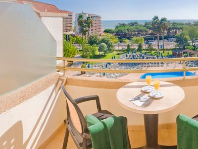 Отель Florida Park Hotel 4* Коста Дель Маресме Испания