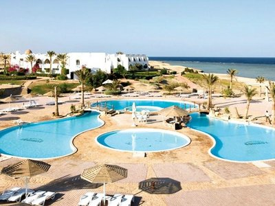 Отель The Three Corners Equinox Beach Resort 4* Марса Алам Египет