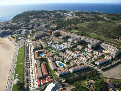 Отель Estival Park Salou Hotel Resort Sport & Spa 4* Коста Дорада Испания