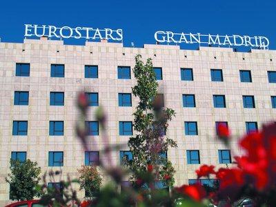 Отель Eurostars Gran Madrid 4* Мадрид Испания