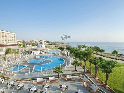 Отель Pernera Beach Hotel 3* Протарас Кипр