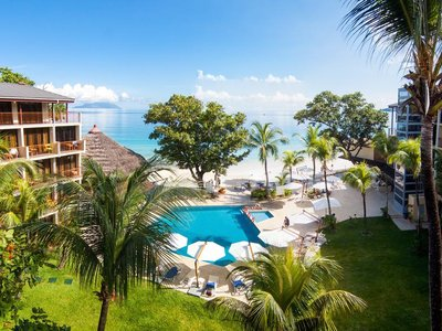 Отель Coral Strand Hotel 4* о. Маэ Сейшельские о-ва