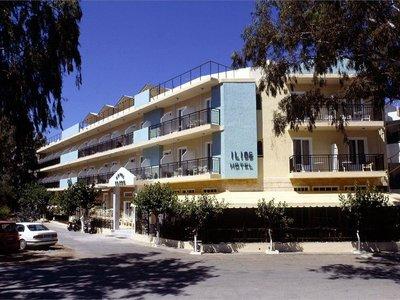 Отель Ilios Hotel 3* о. Крит – Ираклион Греция