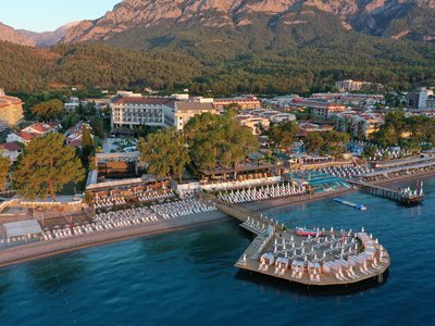 Отель DoubleTree by Hilton Antalya Kemer 5* Кемер Турция