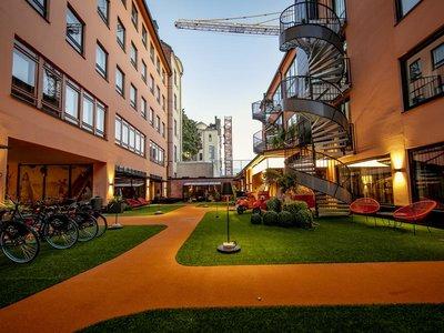 Отель F6 Hotel 4* Хельсинки Финляндия