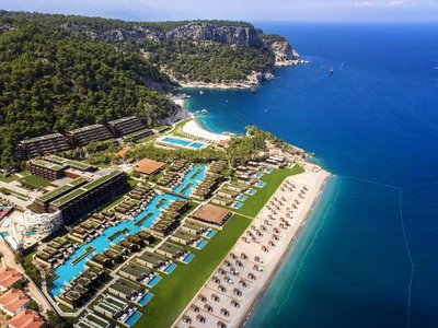 Отель Maxx Royal Kemer Resort 5* Кемер Турция