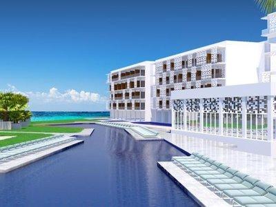 Отель Chrysomare Beach Hotel & Resort 5* Айя Напа Кипр