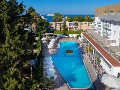 Отель Anemi Hotel Apartments 3* Пафос Кипр