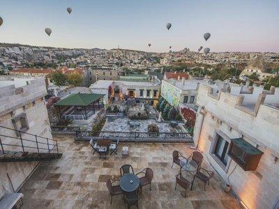 Отель Ottoman Cave Suites 4* Каппадокия Турция