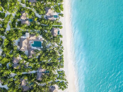 Отель InterContinental Maldives Maamunagau Resort 5* Раа Атолл Мальдивы
