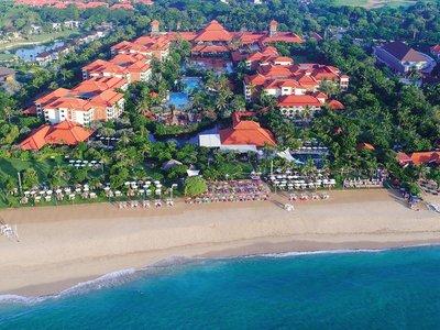 Отель Ayodya Resort Bali 5* Нуса Дуа (о. Бали) Индонезия