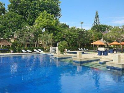 Отель Mercure Resort Sanur 4* Санур (о. Бали) Индонезия
