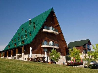Отель Polar Star Hotel 3* Жабляк Черногория