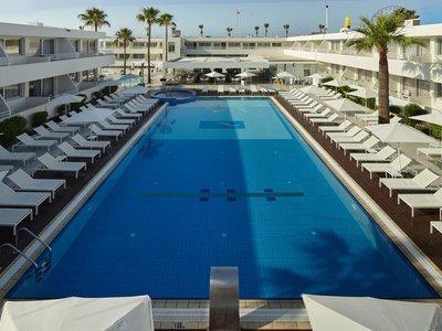 Отель Melpo Antia Hotel Apartments 4* Айя Напа Кипр