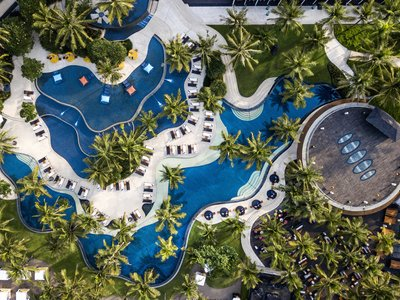 Отель W Bali Seminyak 5* Семиньяк (о. Бали) Индонезия