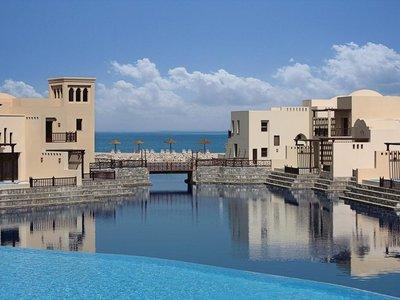Отель The Cove Rotana Resort 5* Рас Аль-Хайма ОАЭ