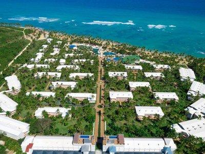 Отель Grand Sirenis Punta Cana Resort 5* Уверо-Альто Доминикана