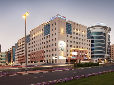 Отель Citymax Bur Dubai 3* Дубай ОАЭ